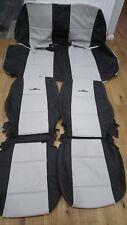 BMW E46 Saloon # profesional de auténtico cuero 100% # cubiertas de asiento de coche #