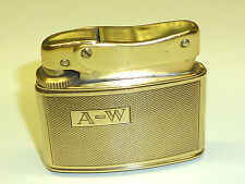 "MYLFLAM"" 1000 detonatore ""standard lighter WW. 8 carati/333 Oro Case - 1953-Germany"