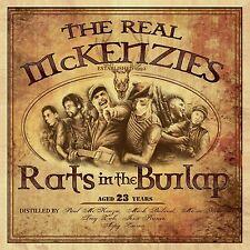 THE REAL MCKENZIES - RATS IN THE BURLAP  VINYL LP + DOWNLOAD NEU