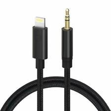 Lightning zu 3.5 mm Aux Kabel Klinkenstecker Adapter für iPhone