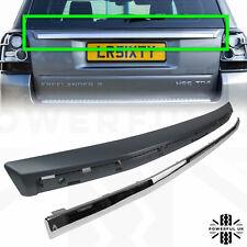 rear tailgate upgrade panel for Freelander 2 back door strip upgrade trim trunk