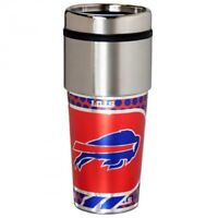 NFL Buffalo Bills 16oz Double Wall Stainless Steel Thermocan