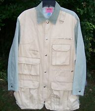Shooters Coat CAMBRIDGE DRY GOODS CO. Country Store sz 8 Trap Skeet Hunt Safari