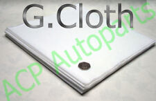 The Amazing G. Cloth. Goes where Microfibers dont! 10PK