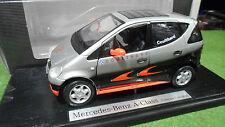 MERCEDES-BENZ A-CLASS F1 DESIGN COULTHARD 1/18 MAISTO B66960225 voiture