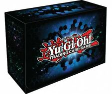 Yu-Gi-Oh: Official Double Deck Box by Konami - Trading Card Storage Case - TCG