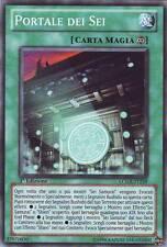 LCGX-IT259 PORTALE DEI SEI - COMUNE - ITALIANO - 1ª EDIZIONE