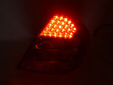 USA FREE SHIP DEPO 03-06 Mercedes W211 E CLASS 4D AMG Red/Smoke LED Tail Light