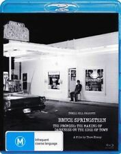 BRUCE SPRINGSTEEN The Promise The Making Of Darkness On Edge Town BLU-RAY NEW