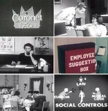 Teenager Children Coronet Guidance Educational Classic 1947-1953 Films Volume 2