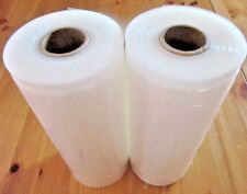 "Two Food Magic Seal 8""x50' Rolls 4 Mil for Vacuum Sealer Food Storage Bags!"