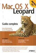 X30 MAC OS X Leopard Guida completa APOGEO