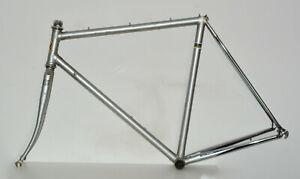 Cadre Columbus Cinelli Champion du Monde vélo vintage old bicycle frameset