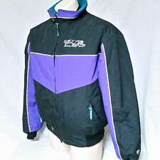 VTG Arctic Cat Arcticwear Snowmobile Jacket Winter Ski Coat Goretex 90s Large