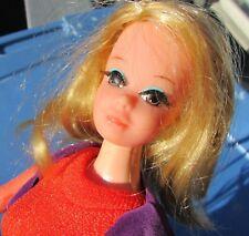 Vintage Barbie Doll PJ Live Action Beautiful Mod 1970 Original Outfit Nice Color
