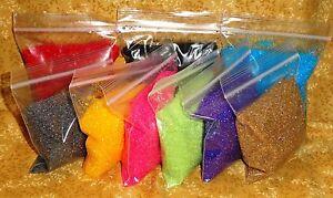 Sugar,Sanding,Fine Grain, 4 ounces,Bagged,DecoPac,Cookie Decoration,Multi-color,