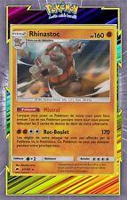 Rhinastoc Holo - SL03:Ombres Ardentes - 67/147 - Carte Pokemon Neuve Française