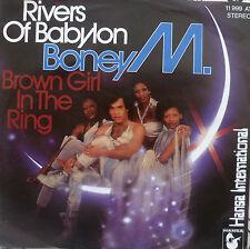 """7"""" 1978 KULT ! BONEY M. : Rivers Of Babylon ( MINT-? )"""