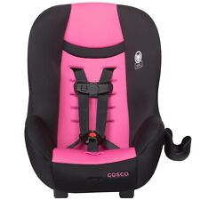 Convertible Car Seat Baby Toddler Safety 2-in-1 Facing Front Rear Harness Chair
