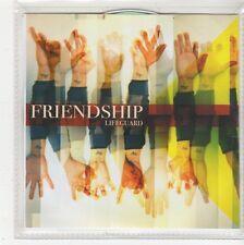 (FS6) Friendship / Lifeguard, split single - DJ CD