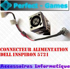 Connecteur alimentation DC power Jack cable connector laptop Dell Inspiron 5721