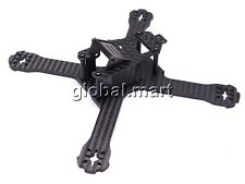 Q45A QAV-X X210 214mm Carbon Fiber FPV Race Drone Quadcopter Frame kit (4MM)(GBP