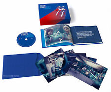 The ROLLING STONES CD BOX - Blue & Lonesome BOX Set Deluxe + 75pg BOOK + Prints+