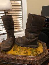 402b1b0db09 ugg brown boots size 6 | eBay
