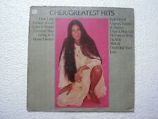 CHER GREATEST HITS JOHN DURRILL MARY DEAN ALAN O DAY RARE LP record vinyl INDIA