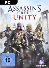Assassin's Creed Unity PC Uplay Game Spiel AC Digital Download Key CODE