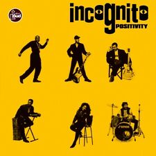 INCOGNITO = positivity = ACID JAZZ FUNK DANCE GROOVES !!!