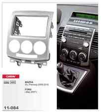 CARAV 11-084-15-6 Fascia Installation dash Kit for MAZDA 5 FORD i-Max double DIN