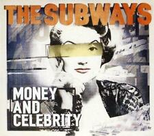 The Subways - Money And Celebrity DELUXE (NEW CD)