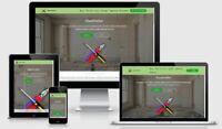 Handwerker Webseite nur 9,99 € / Monat schlüsselfertig mit Domain und Webspace