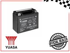BATTERIA YUASA YTX20HL-BS PER HARLEY DAVIDSON 1340 FXST Softail Standard 99 >