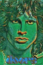 "Doors Jim Morrison Tribute Poster Art ""Lizard King"" 20x30 Print Free Shipping!"