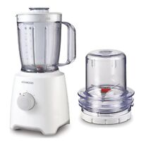 Kenwood BLP302WH Blend-X 1.6L Table Top Blender 450W with Multi Mill Attachment