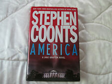 A Jake Grafton Novel: America  by Stephen Coonts Signed By the Author