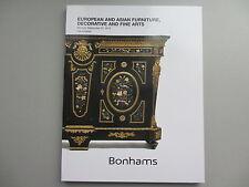 European & Asian Furniture, Decorative & Fine Arts. Bonhams. LA. 22 Septemb 2014