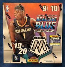 2019-20 Panini Mosaic Nba Basketball Sealed Mega Box - Morant? Zion?
