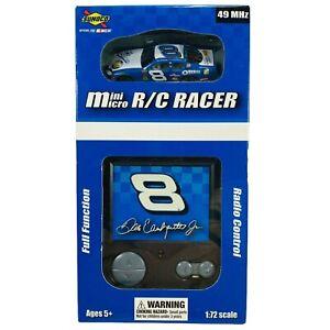 Dale Earnhardt Jr. Mini Micro R/C Racer - Blue #8 Oreo Radio Controlled NASCAR