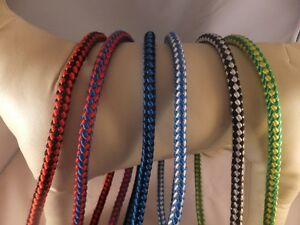 170: DLE-04 * WOVEN LEAD * GREAT CHOICE OF COLOURS *