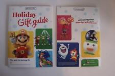 Nintendo 2015 Holiday Gift Guide Booklet