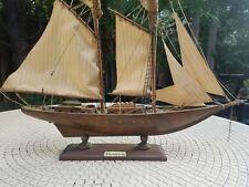 Antique ship model - Nice details!