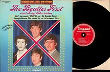 The Beatles And Tony Sheridan- First LP (Live Early Recordings) French Vinyl NM