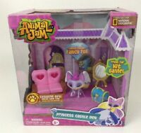 Animal Jam Game Princess Castle Den Limited Edition Fancy Fox Playset Code