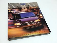 2001 Ford Windstar Brochure