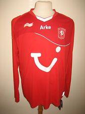 FC Twente home Holland football shirt soccer jersey voetbal trikot NEW size XL