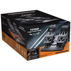 BRAND NEW Thrustmaster Flight Rudder Pedals wheel brake for dcs 2020 xplane