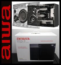NEW / Aiwa Exos-9 / Bluetooth / Speaker / Wireless / Portable / Bass / Subwoofer